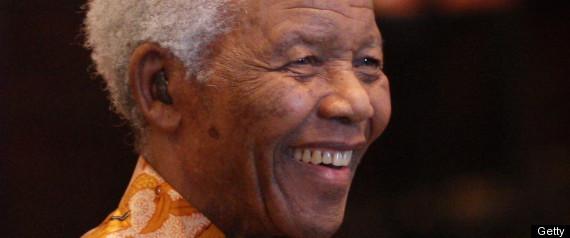NELSON MANDELA UPDATE