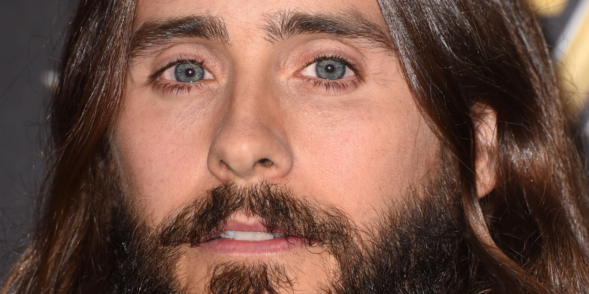 Thirty Seconds Of Jared Leto's Enviable Ombré Hair