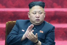 Kim Jong-un | Pic: AP