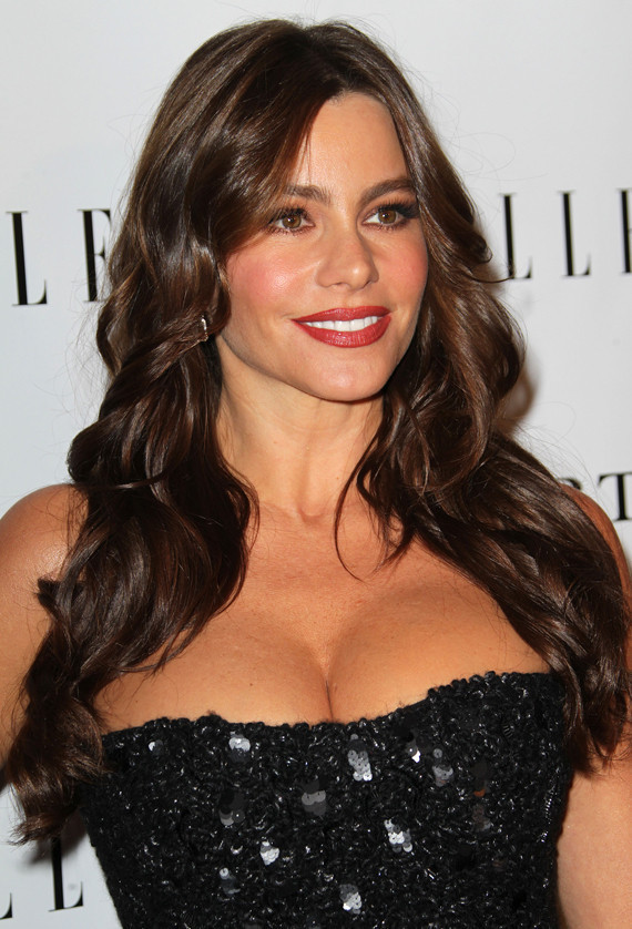 Sofia Vergara Shows Off Her Curves Photos  Huffpost-6289