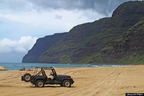 barking sands kauai