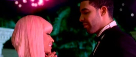 nicki minaj moment for life video. Nicki Minaj Marries Drake In