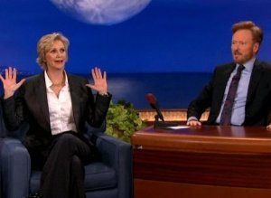 Jane Lynch Conan