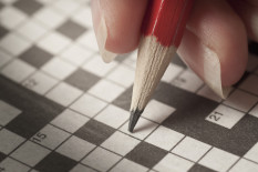 Crossword puzzle | Pic: Southern Stock via Getty Images