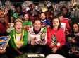 Watch One Direction Sing A Holiday Classic In Ugly Christmas Sweaters