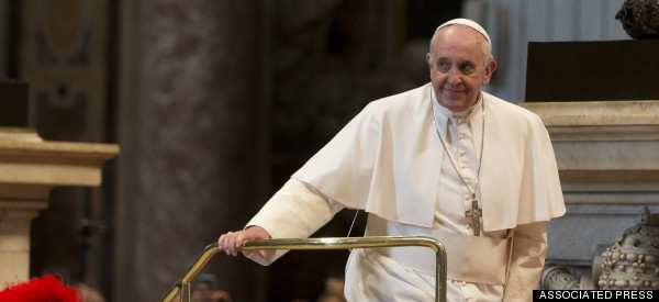 Pope's Role In Cuba Deal Fractures Cuban-American Flock