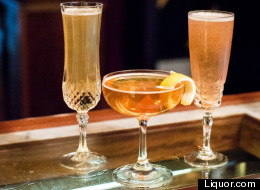 3 Champagne Cocktail Recipes For The Most Wonderful Time Of The Year