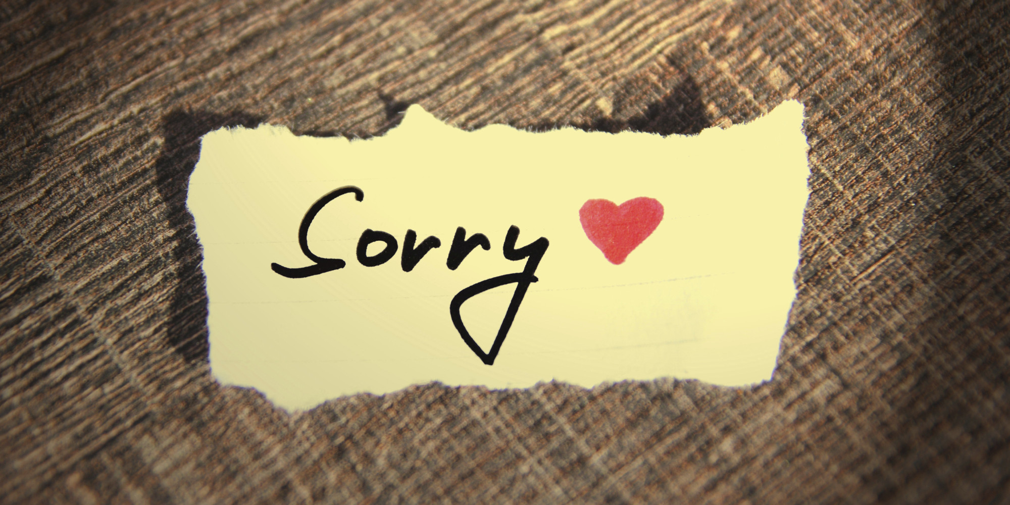Going Deeper Than 'I'm Sorry' -- 4 Keys to Repairing Daily ...