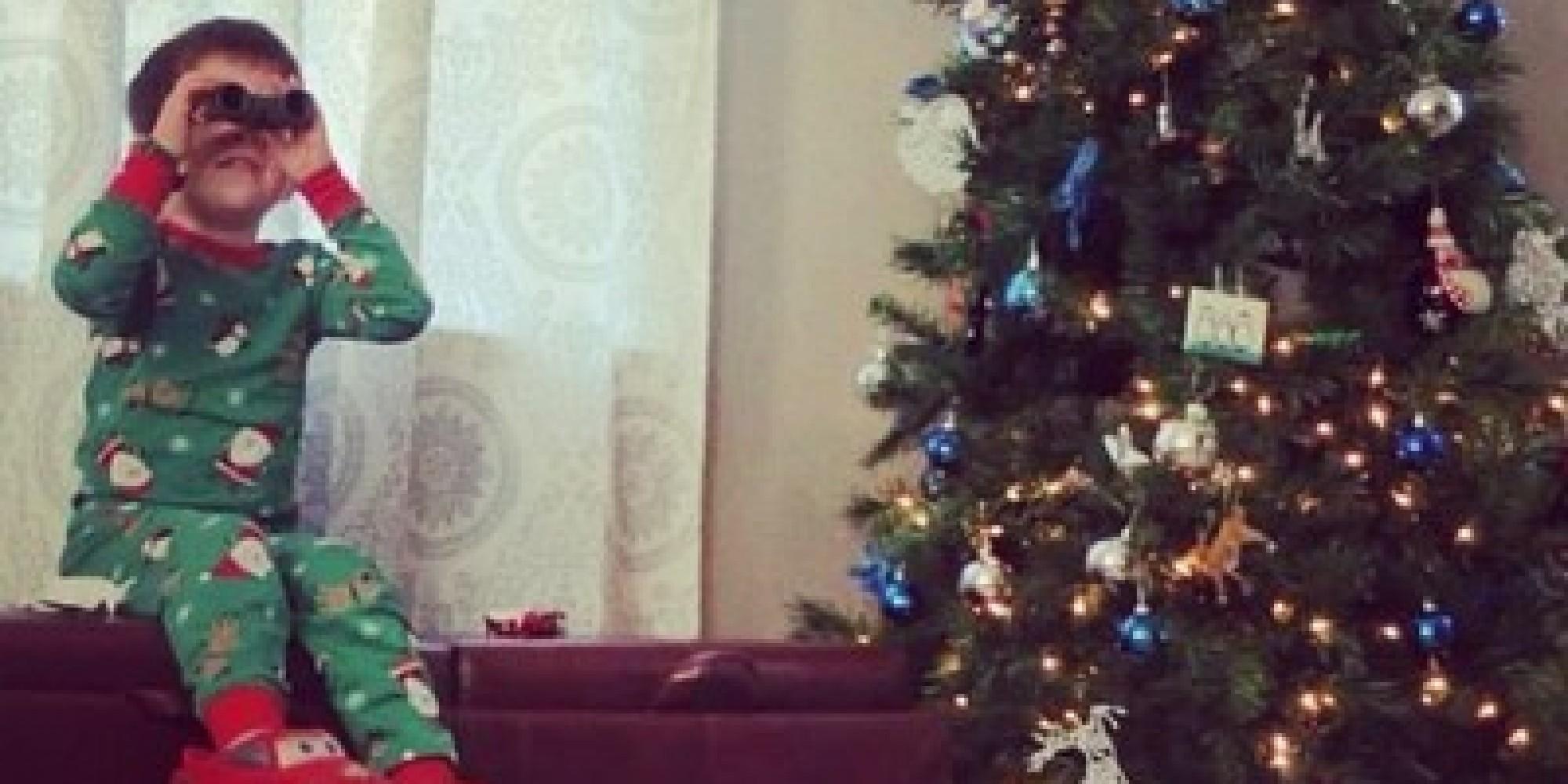 Santa claus is my boyfriend snl celebrity