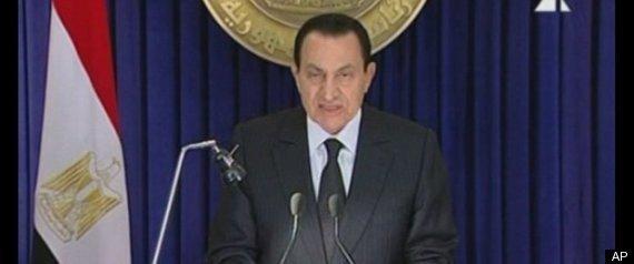 Mubarak Speaks
