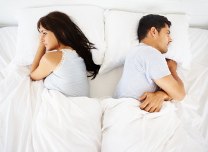 ESTRANGED COUPLE