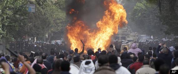 EGYPT PRISON BREAK