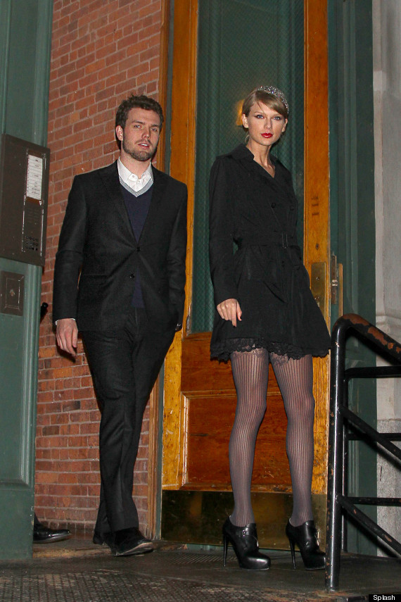 On Tuesdays We Re Thankful For Taylor Swift S Handsome Brother Huffpost