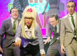 The Creep Nicki Minaj Joins Lonely Island For Snl