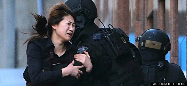2 Arrested In Sydney In Counterterror Operation