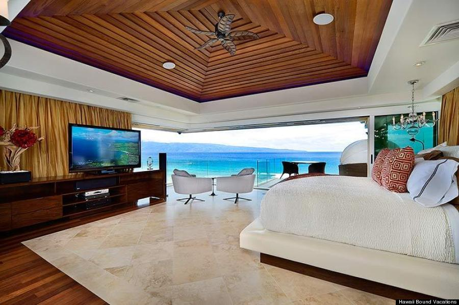 The Gorgeous Hawaii Rental Homes Obama Should Ve Booked Photos Huffpost