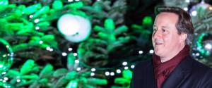 DAVID CAMERON CHRISTMAS