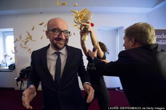 belgian prime minister