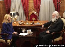 Oι ευχές του Αρχιεπίσκοπου Ιερώνυμου για τα Χριστούγεννα στη HuffPost Greece