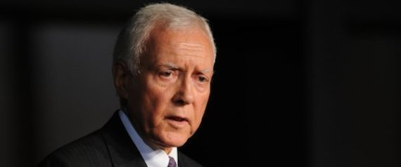 Orrin Hatch Reelection