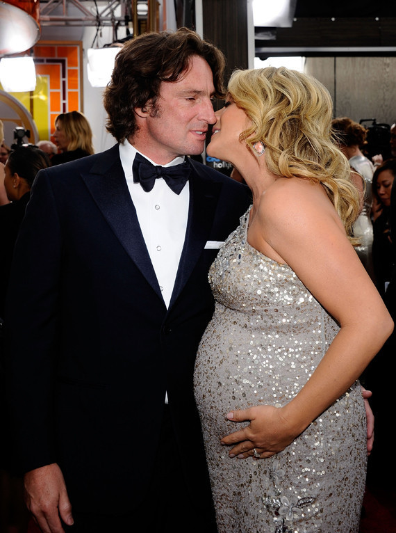 pregnant celebrities red carpet. As she walked the red carpet,