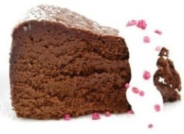 Valentine's Day Flourless Chocolate Truffle Torte