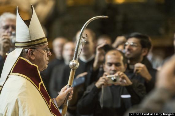 pope francis jesuit