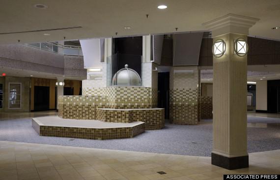 white flint mall
