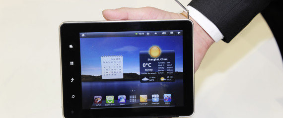 Android Tablets Vs Ipad