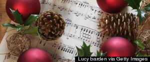CHRISTMAS TREE AND MUSIC