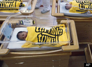 Pittsburgh Steelers Terrible Towel Babies