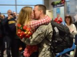 After 100 Days Away, This Air Force Airman Planned A Sweet Homecoming Surprise