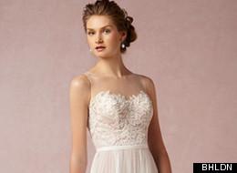 10 Wedding Dresses We Love For Under $1,000