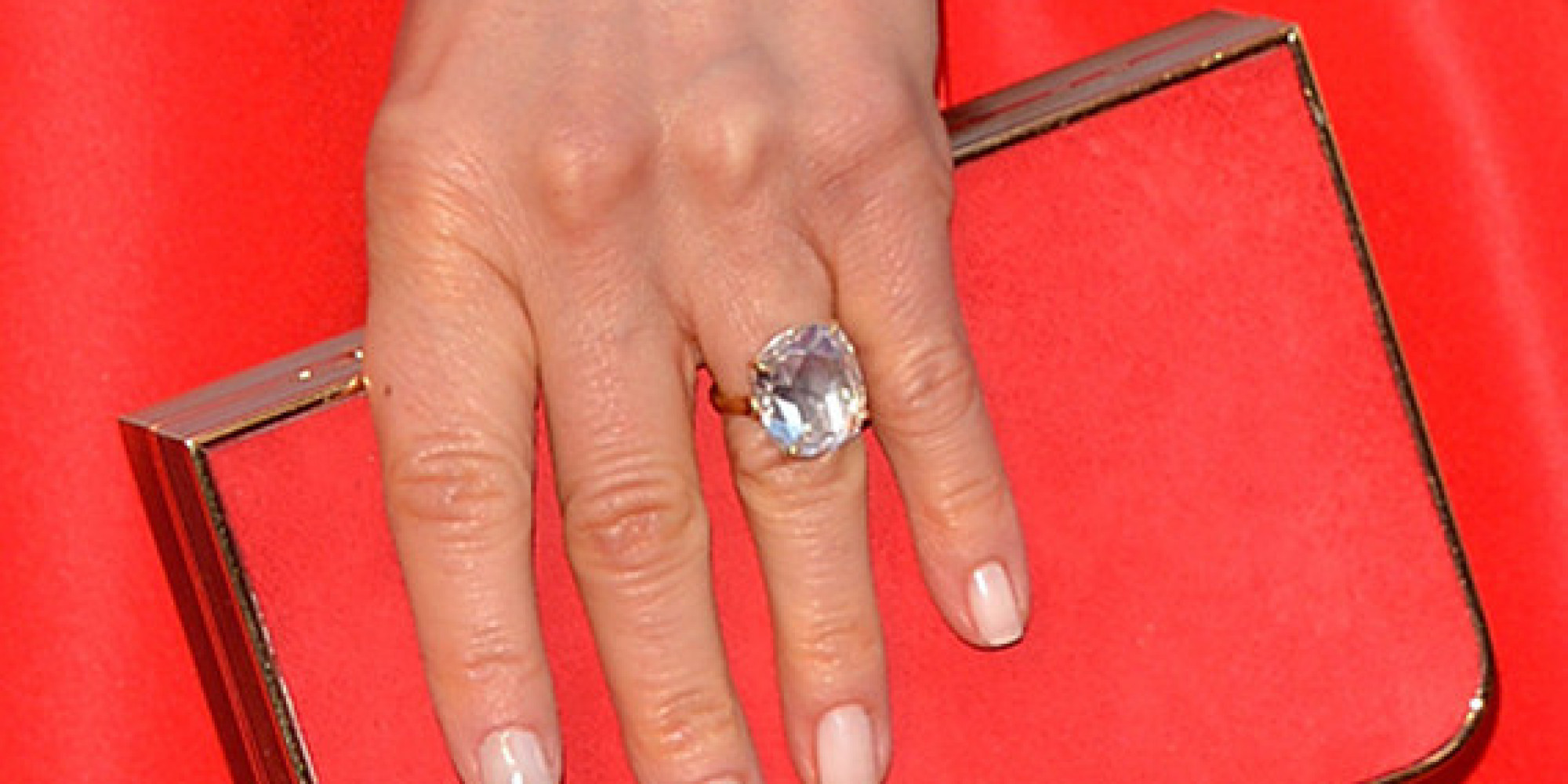 It's Engagement Season! The 10 Best Celebrity Engagement Rings  Huffpost