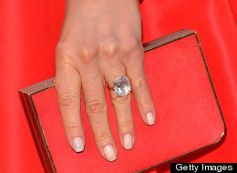 10 Jaw-Dropping Celebrity Engagement Rings