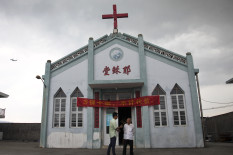 China church