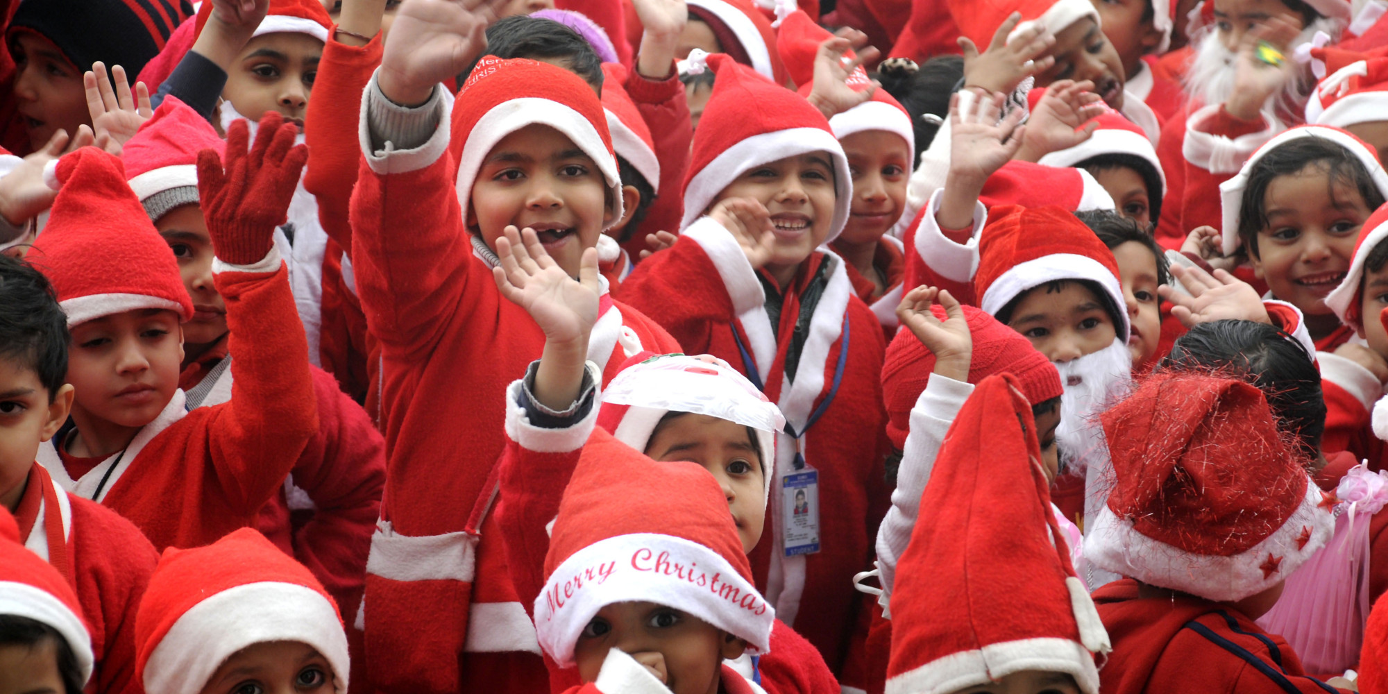 Short Essay On Christmas In India