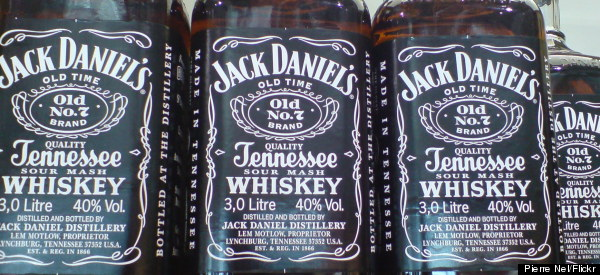 Jack Daniels Names Son Jim Beam