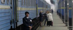 CRIMEA TRAIN