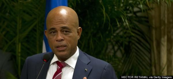 Un gouvernement provisoire en Haïti