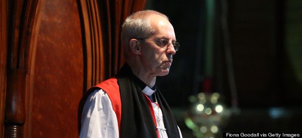 The Archbishop Of Canterbury Is Battling Pneumonia