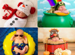 The Year In Really, Really, Ridiculously Cute Babies
