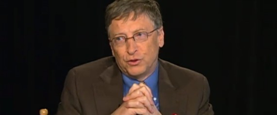 Bill Gates Egypt Internet