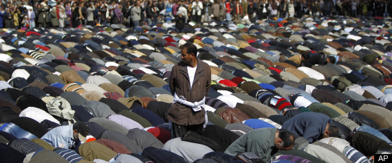 RELIGION EGYPT PROTESTS
