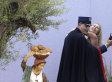 LIBERAN A MUJER QUE HIZO <I>TOPLESS </I> EN EL VATICANO