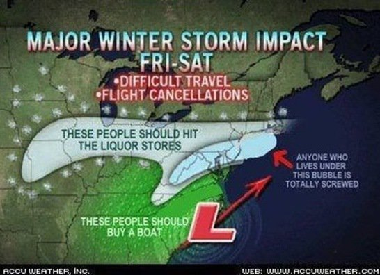 The Most Useful Weather Map The Internet Has To Offer PICTURE