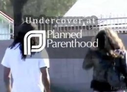 Antiabortion Planned Parenthood Video