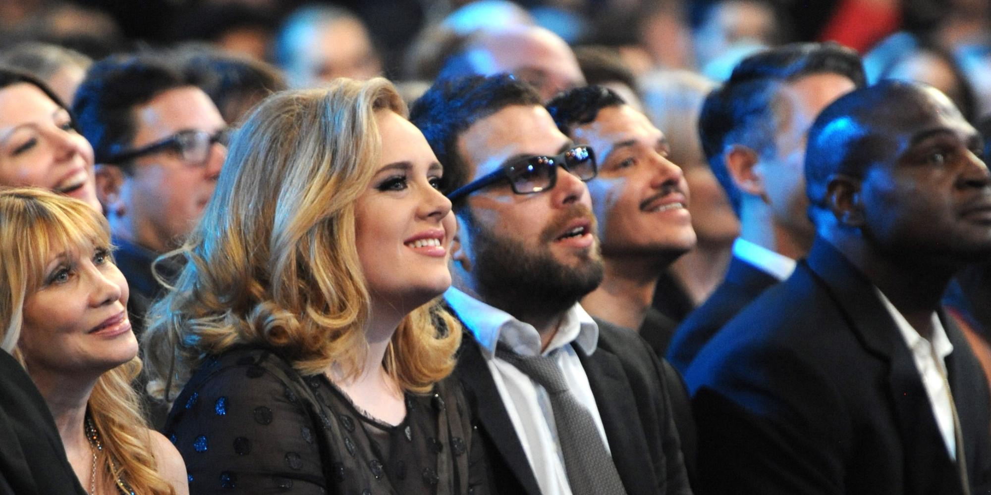 Adele's Boyfriend Simon Konecki 'Living Apart' From The ...