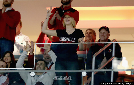 jennifer lawrence louisville cardinals