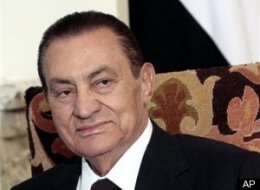 Full Text Of President Mubarak's Speech In Egypt